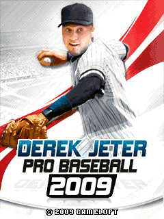 игра Проф Бейсбол 2009 с Дереком Джетером