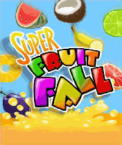 java игра Super Fruitfall