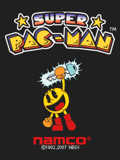 игра Super PAC-MAN
