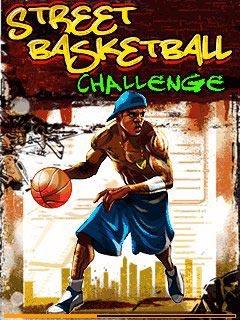 java игра Уличный Баскетбол: Вызов