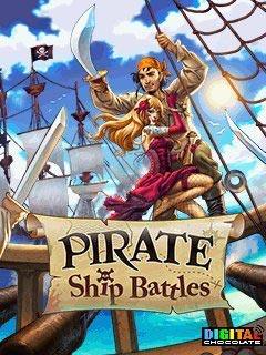 java игра Сражения Пиратских Кораблей