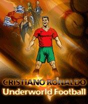 java игра Кристиано Рональдо. Футбол Преисподнии