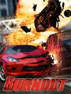 java игра Burnout Mobile