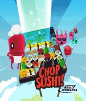 java игра Chop Sushi