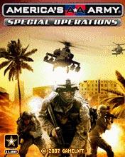 java игра Американская Армия: Спецоперации