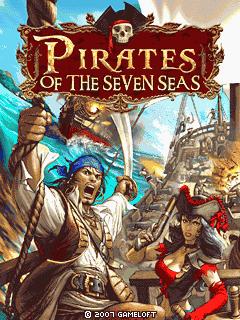 java игра Пираты семи морей
