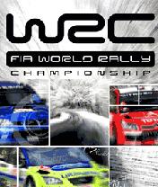 java игра Чемпионат Мира по Ралли 3D