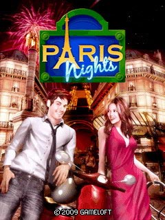 Парижские Ночи java-игра