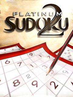 java игра Платиновый Судоку 2