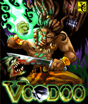java игра Voodoo
