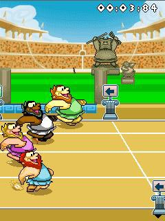 java игра Олимпийский Герой