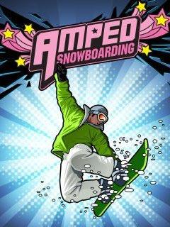 игра Amped Snowboarding 2