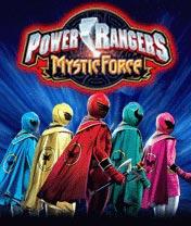 java игра Могучие Рейнджеры: Мистическая Сила