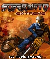 java игра Супер Экстремальный Мотокросс