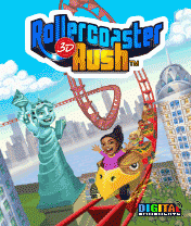 java игра Rollercoaster Rush 3D