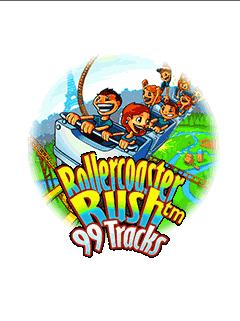 java игра Rollercoaster Rush 99 Tracks