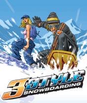 java игра Сноубординг 3Стайл