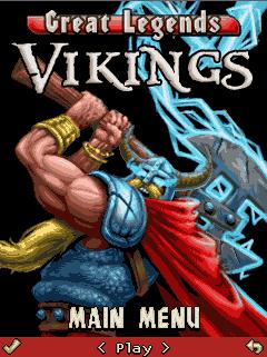 java игра Великие Легенды: Викинги