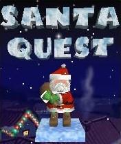 java игра 3D Santa Quest