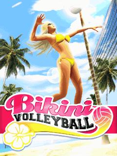 java игра Бикини Волейбол