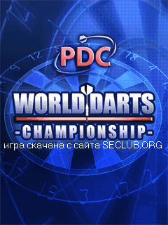 java игра PDC World Darts Championship