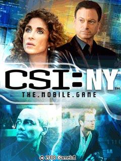java игра Место преступления: Нью-Йорк