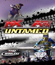 java игра MX vs ATV Untamed
