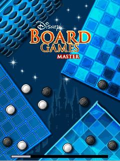 java игра Disney Board Games Master