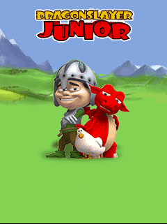 java игра Dragonslayer Junior