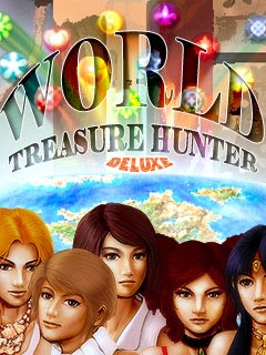 java игра World Treasure Hunter Deluxe
