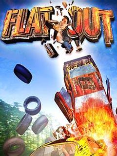java игра Flatout 3D
