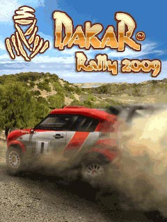 java игра Rally Dakar 2009