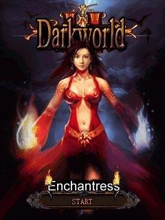 мобильная java игра Темный Мир 2