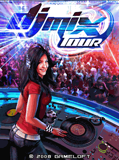 DJ Mix Tour java-игра