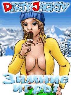 java игра Грязный Джек - Зимние игры