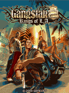 Gangstar 2 Kings of L.A. java-игра