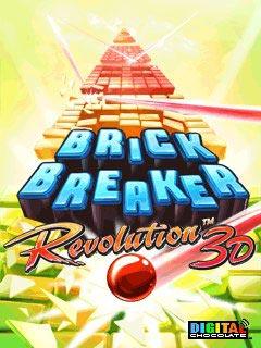 java игра Brick Breaker Deluxe 3D