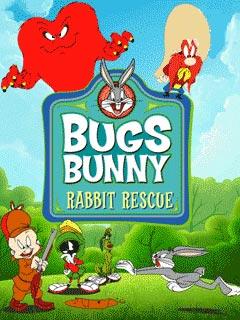 java игра Bugs Bunny Rescue Rabbit