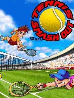 java игра Tennis Smash Out