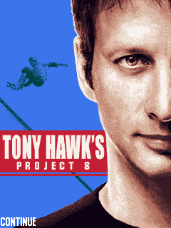 игра Tony Hawks Project 8