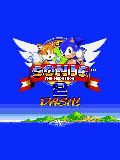 игра Sonic the Hedgehog 2 Dash