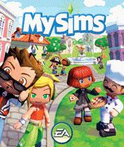 java игра MySims