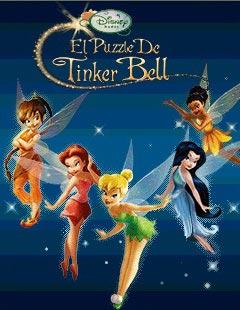 java игра Tinker Bell Puzzle