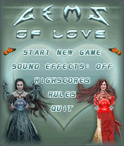 java игра Gems of Love
