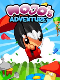 Приключения Моджо java-игра