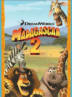 java игра Мадагаскар 2: Побег в Африку