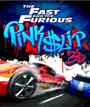 java игра The Fast and the Furious Pink Slip 3D