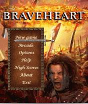 java игра Храброе сердце