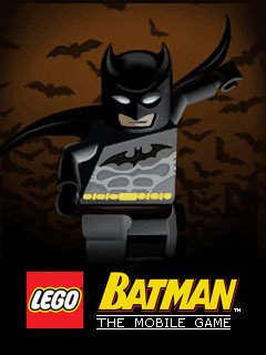 java игра Lego Batman. The Mobile Game