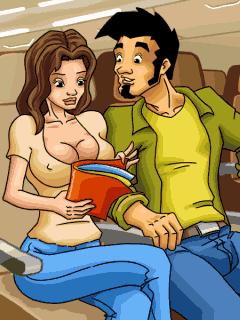 java игра Грязный Джек: Секс в Самолете